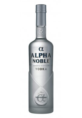 Alpha Noble Wodka 0.5 Liter