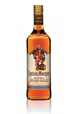 Captain Morgan Spiced Gold 1 Liter