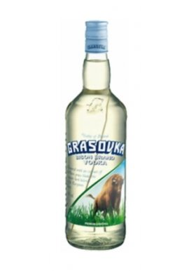 Grasovka Vodka 1 Liter