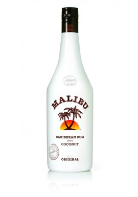 Malibu Coconut Rum 21% Vol. 1 Liter