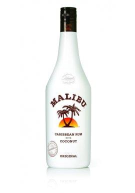 Malibu Coconut Rum 21% Vol. 0.7 Liter