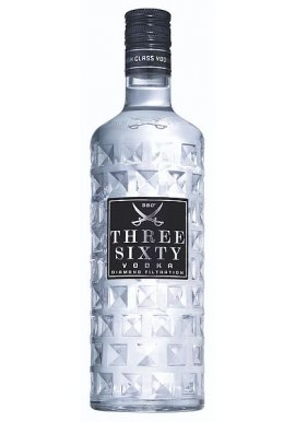Three Sixty Vodka 1 Liter