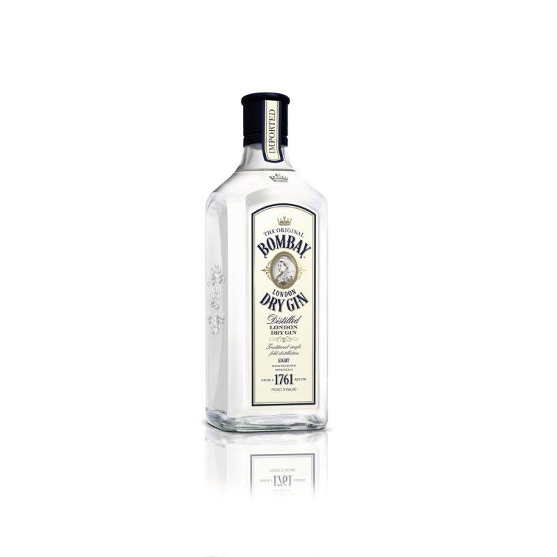 Bombay Dry Gin 37.5% Vol. 1 Liter