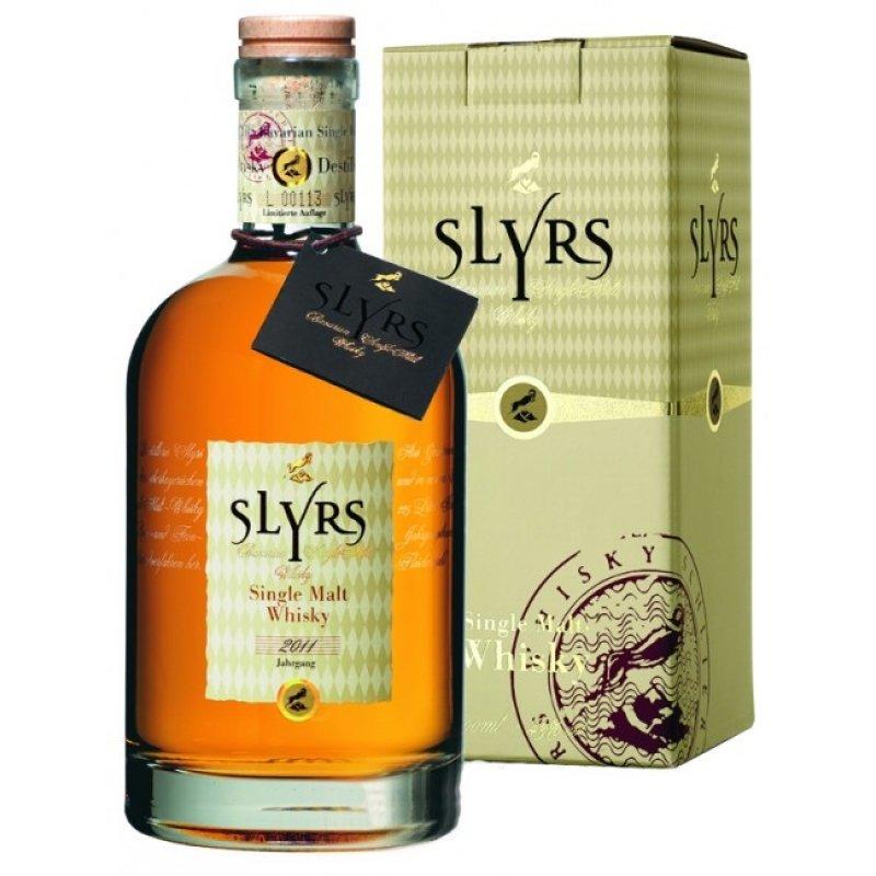 Slyrs Single Malt Whisky 43% Vol