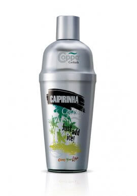 Coppa Capirinha Cocktail