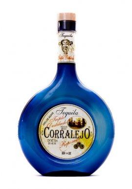 Corralejo Reposado Tequila Triple Destilado 0.7 Liter