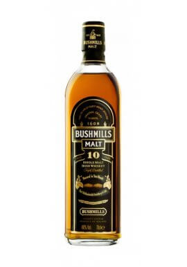 Bushmills Single Malt Whiskey
