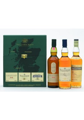 Classic Malts strong Collection Geschenkset