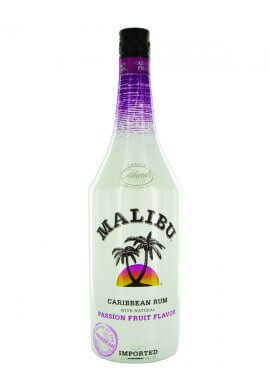 Malibu Passion Fruit (Maracuja) 21% Vol. 1 Liter