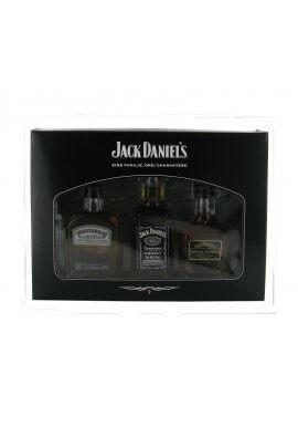 Jack Daniel's Miniatur Set