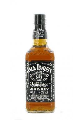 Jack Daniels Tennessee Whiskey 0.7 Liter