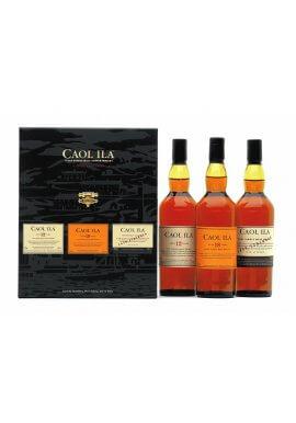 Caol Ila Classic Malt Collection