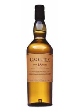 Caol Ila Islay Hidden Malt 18 Jahre 0.2 Liter