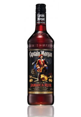 Captain Morgan Black Label 0.7 Liter