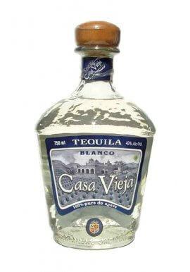 Casa Vieja Blanco Tequila 0.7 Liter