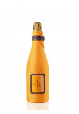 Veuve Clicquot Champagner im Neoprenanzug Ice Jacket 0,75 Liter