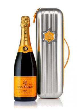 Veuve Clicquot Suitcase 0.75 Liter - limitiert