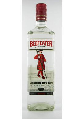 Beefeater 40 London Dry Gin 0.7 Liter