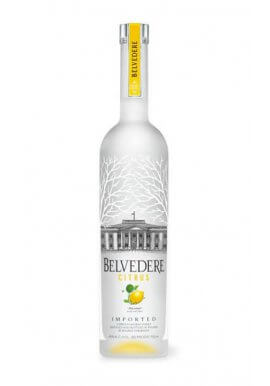 Belvedere Vodka Citrus (Zitrone) 1 Liter