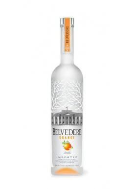 Belvedere Vodka Pomarancza (Orange) 0.7 Liter
