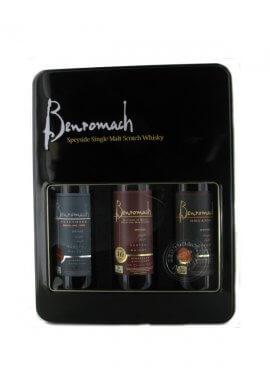 Benromach Whisky Set