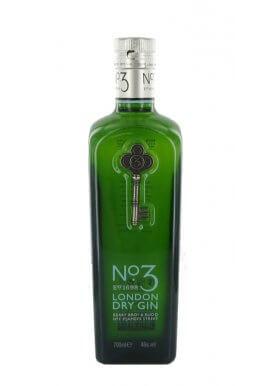 No.3 London Gin (Berry Bros & Rudd) 46% Vol.