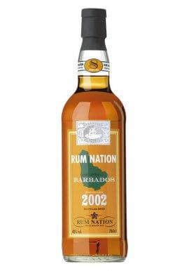 Rum Nation Barbados 8 Jahre