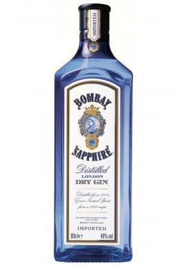 Bombay Sapphire Gin 40% 0.7 Liter