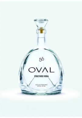 Oval 56 Vodka