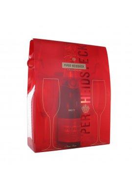 Piper-Heidsieck Brut Champagner Geschenkset