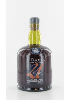 El Dorado Rum 21 Jahre 0.7 Liter