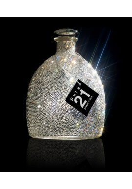 Pure21 Vodka - CRYSTALLIZED by Swarovski