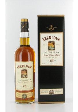 Aberlour 15 Jahre Highland Malt 0.7 Liter