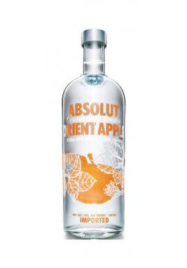 Absolut Orient Apple 1 Liter