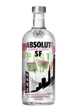 Absolut San Francisco 0.7 Liter