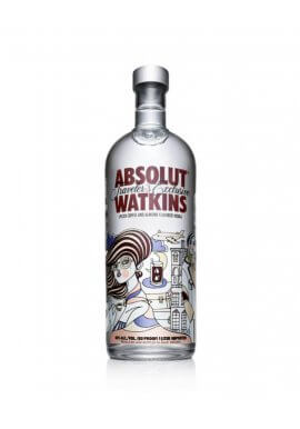 Absolut Watkins 1 Liter