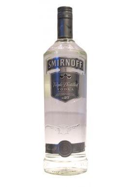 Smirnoff Silver No. 27 1 Liter