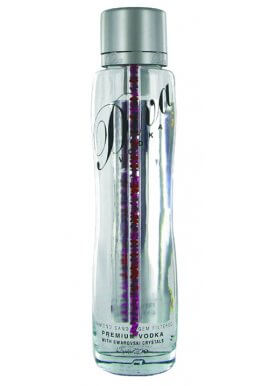 Diva Vodka Swarovski Edition