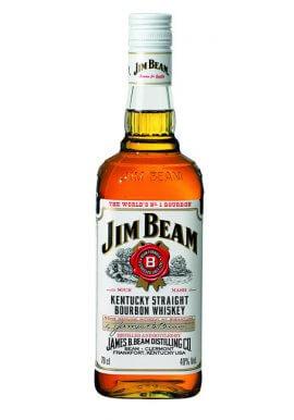 Jim Beam Bourbon Whiskey 0.7 Liter