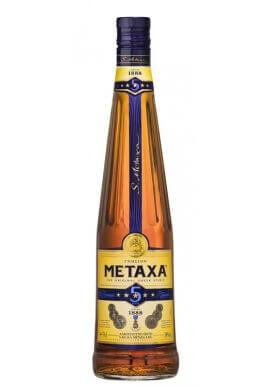Metaxa 5 Sterne 0.7 Liter