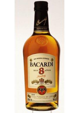 Bacardi 8 Jahre