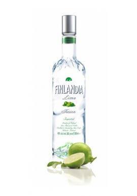 Finlandia Vodka Lime 1 Liter 40% Vol.