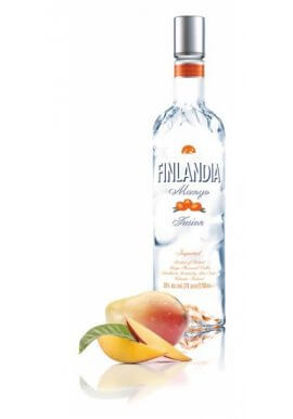 Finlandia Vodka Mango 1 Liter 40% Vol.