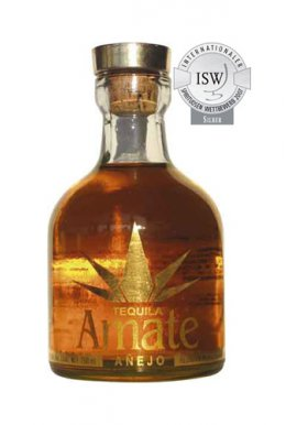Amate Anejo Tequila 0.7 Liter