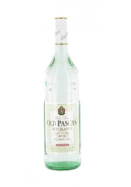 Old Pascas Ron Blanco 1 Liter