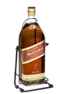 Johnnie Walker Red Label 4.5 Liter Flasche