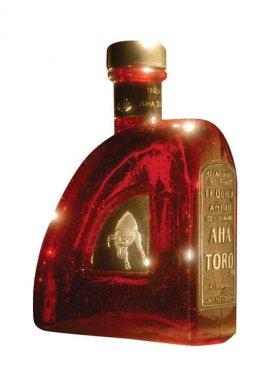 Aha Toro anejo Tequila
