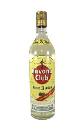 Havana Club 3 anejos (3 Jahre)