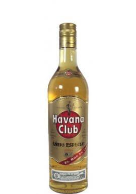 Havana Club anejos Especial 5 Jahre