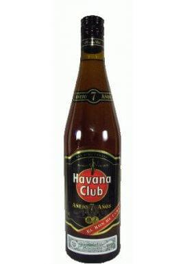 Havana Club 7 anejos (7 Jahre)